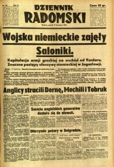 Dziennik Radomski, 1941, R. 2, nr 84