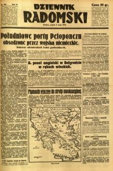 Dziennik Radomski, 1941, R. 2, nr 100