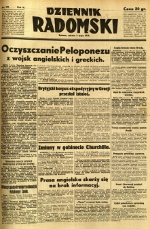 Dziennik Radomski, 1941, R. 2, nr 101