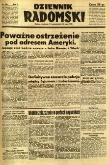 Dziennik Radomski, 1941, R. 2, nr 108