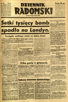 Dziennik Radomski, 1941, R. 2, nr 110