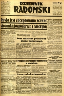 Dziennik Radomski, 1941, R. 2, nr 116