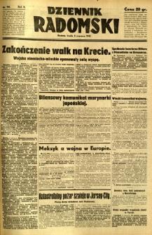 Dziennik Radomski, 1941, R. 2, nr 126