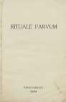 Rituale Parvum