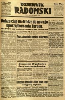 Dziennik Radomski, 1941, R. 2, nr 138
