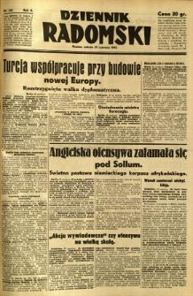 Dziennik Radomski, 1941, R. 2, nr 141