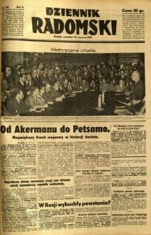 Dziennik Radomski, 1941, R. 2, nr 145