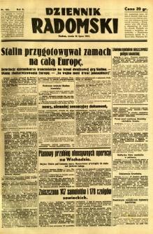 Dziennik Radomski, 1941, R. 2, nr 162