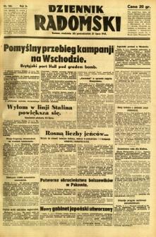 Dziennik Radomski, 1941, R. 2, nr 166