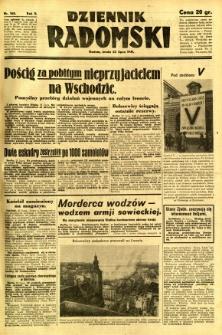 Dziennik Radomski, 1941, R. 2, nr 168