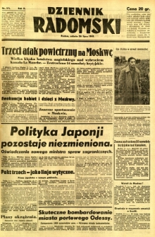Dziennik Radomski, 1941, R. 2, nr 171