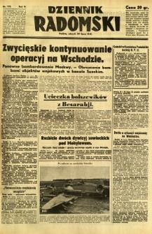 Dziennik Radomski, 1941, R. 2, nr 173