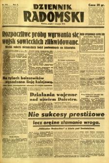 Dziennik Radomski, 1941, R. 2, nr 176