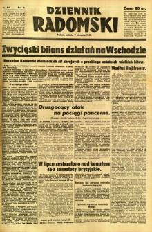 Dziennik Radomski, 1941, R. 2, nr 183