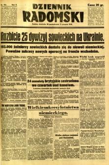 Dziennik Radomski, 1941, R. 2, nr 184