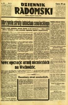 Dziennik Radomski, 1941, R. 2, nr 185