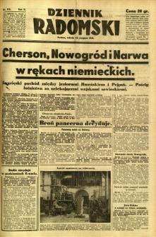 Dziennik Radomski, 1941, R. 2, nr 195