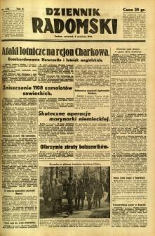 Dziennik Radomski, 1941, R. 2, nr 205