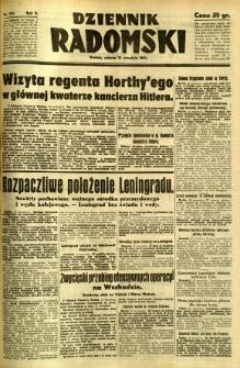 Dziennik Radomski, 1941, R. 2, nr 213