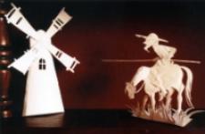 """Wystawa MBP """"Rzeźby z papieru książkami inspirowane"""""""