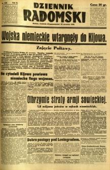 Dziennik Radomski, 1941, R. 2, nr 220