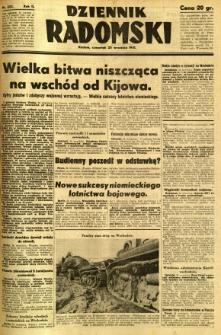 Dziennik Radomski, 1941, R. 2, nr 223