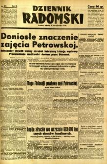Dziennik Radomski, 1941, R. 2, nr 231