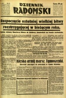 Dziennik Radomski, 1941, R. 2, nr 237