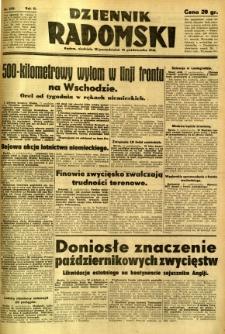 Dziennik Radomski, 1941, R. 2, nr 238