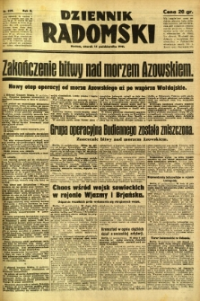 Dziennik Radomski, 1941, R. 2, nr 239