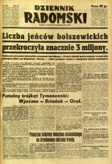 Dziennik Radomski, 1941, R. 2, nr 241