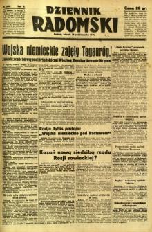 Dziennik Radomski, 1941, R. 2, nr 245