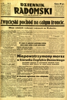 Dziennik Radomski, 1941, R. 2, nr 246