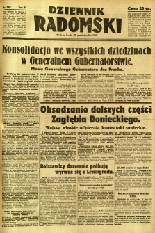 Dziennik Radomski, 1941, R. 2, nr 252