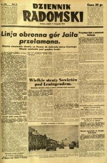 Dziennik Radomski, 1941, R. 2, nr 260