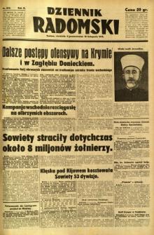 Dziennik Radomski, 1941, R. 2, nr 262