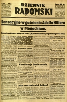 Dziennik Radomski, 1941, R. 2, nr 263