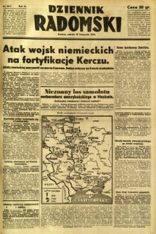 Dziennik Radomski, 1941, R. 2, nr 267