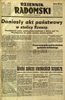 Dziennik Radomski, 1941, R. 2, nr 277