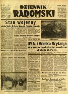 Dziennik Radomski, 1941, R. 2, nr 287