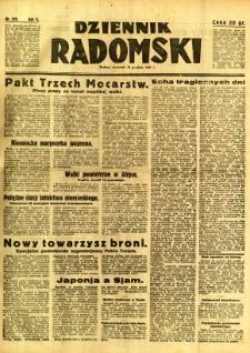 Dziennik Radomski, 1941, R. 2, nr 295