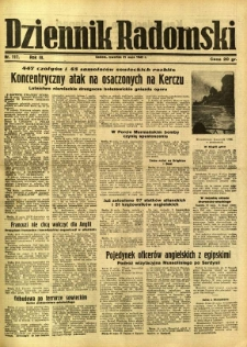 Dziennik Radomski, 1942, R. 3, nr 117