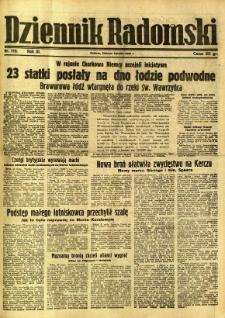 Dziennik Radomski, 1942, R. 3, nr 119