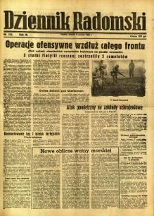 Dziennik Radomski, 1942, R. 3, nr 125