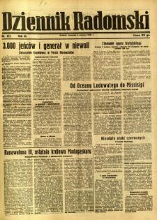 Dziennik Radomski, 1942, R. 3, nr 127