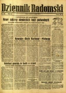 Dziennik Radomski, 1942, R. 3, nr 136