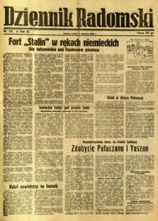 Dziennik Radomski, 1942, R. 3, nr 137