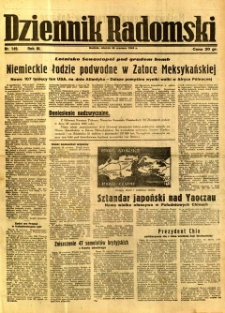 Dziennik Radomski, 1942, R. 3, nr 149