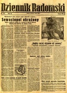 Dziennik Radomski, 1942, R. 3, nr 151