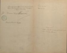Vâdomost' prihodu i rashodu pokladnyh'' summ'' v'' Rimsko-Katoličeskom'' Prihodĕ Kašov'' na 1883 god'